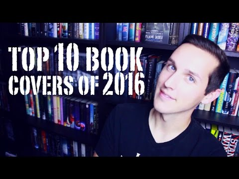 TOP 10 BOOK COVERS OF 2016