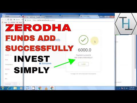 ZERODHA COIN FUNDS ADDING AND INVEST MONEY TELUGU// ZERODHA IN TELUGU