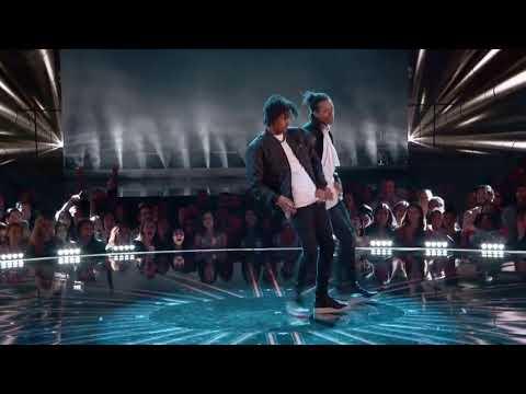 Les Twins dance to - Never know 6lack
