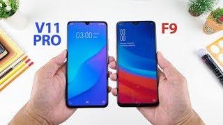 Pilih mana? Oppo F9 atau Vivo V11 Pro