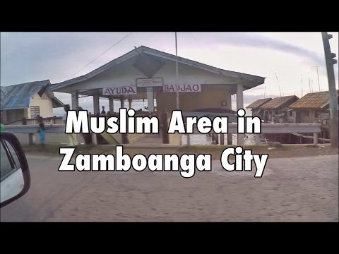 Visiting a Farm and Learning about a Muslim tribe in Zamboanga Philippines