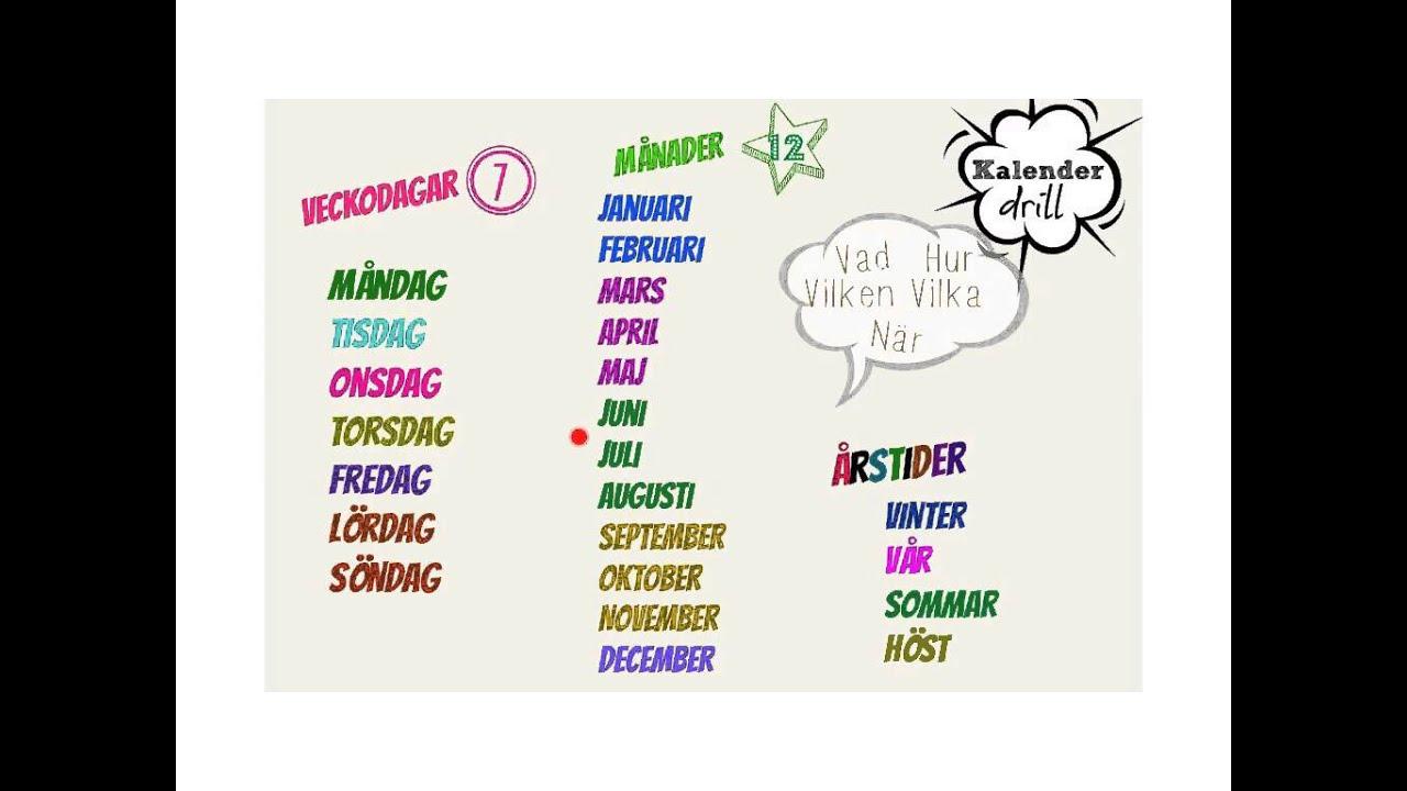 att skriva pa svenska och engelska
