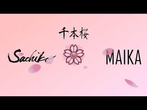 「SACHIKO & MAIKA」千本桜 / Senbonzakura -piano ballade- | VOCALOID 4 Cover + Sub español