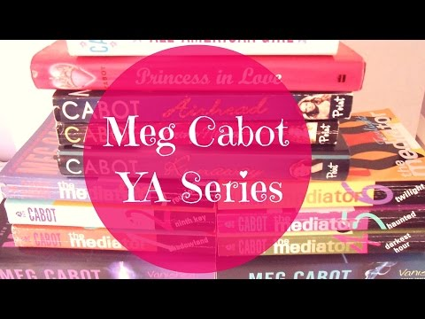 Read ALL the Meg Cabot books! part 1- YA series