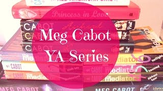 Read ALL the Meg Cabot books! part 1- YA series