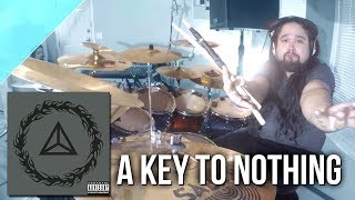 """Mudvayne - """"A Key To Nothing"""" drum cover by Allan Heppner"""