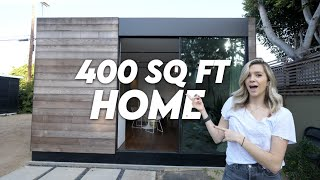 Is This 400 Sq. Ft. Tiny House The Future Of Housing?