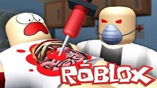 WE'RE RUNNING VON EINEM HAUNTED HOSPITAL IN ROBLOXAT!! -Roblox/W COFI