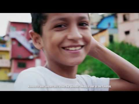 Watch Hamoosh in Brazil with Rani Float! Day 2 - شاهد حموش في البرازيل مع راني حبيبات – اليوم ٢