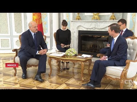 Лукашенко - Хэйлу: Наконец-то Америка обратила внимание на Беларусь!
