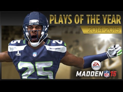4232812f543 Madden NFL 15 - Plays of the Year - YouTube