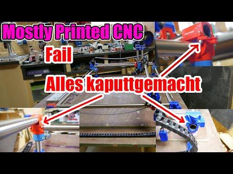 MPCNC Teil 2,5 : FAIL, Alles hinüber! Lieber die Motoren in Reihe verschalten!
