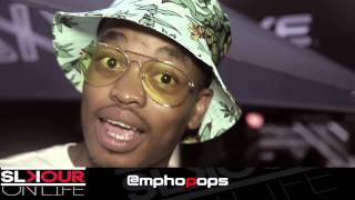 Mpho Pops Gives Us A Scoop On His Ayeye Character - Or Maybe Not