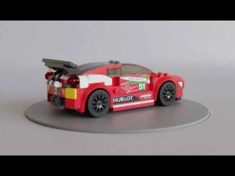 Mecabricks 458 Italia GT2