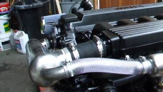 BMW 175HP MARINE DIESEL 6 CYLINDER TURBO INTERCOOLED