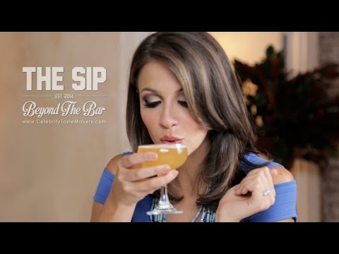 How to make a Grand Marnier Sidecar with Kaitlin Monte