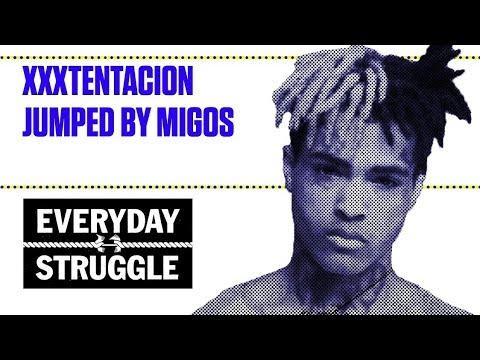 XXXTentacion Jumped by Migos | Everyday Struggle