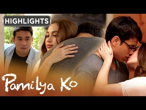 Chico, naabutang naghahalikan sina James at Betty | Pamilya Ko (With Eng Subs)
