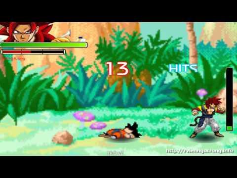 Game 7 viên ngọc rồng mới nhất (Dragon ball 2.6)