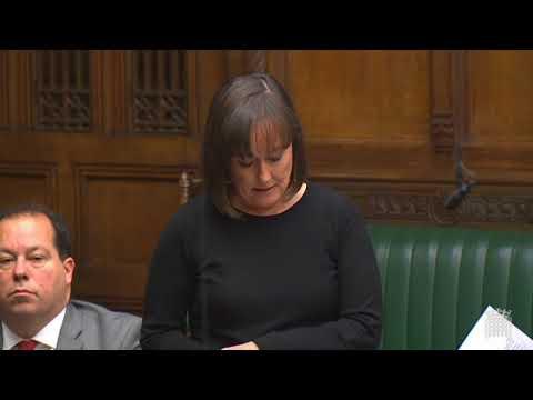 Jo Stevens MP - Welsh Affairs Debate