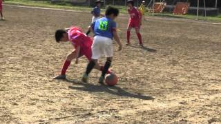 NOZAWANA FC U-12 2016.05.04木曽TRM VS筑摩イレブン①