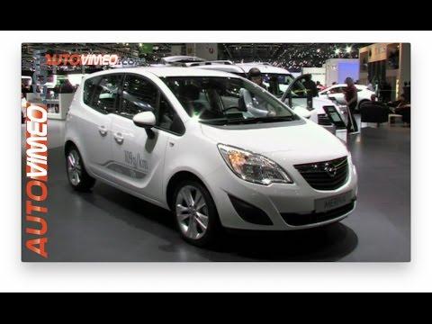 Opel meriva 2012 autovimeo youtube opel meriva 2012 autovimeo sciox Gallery