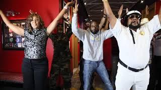 "Village People & Radio One Atlanta ""YMCA"""