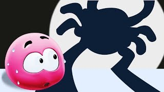 ✺ Halloween Giant Spider Attack ✺ | All NEW Episodes | Funny Cartoons by Cartoon Candy