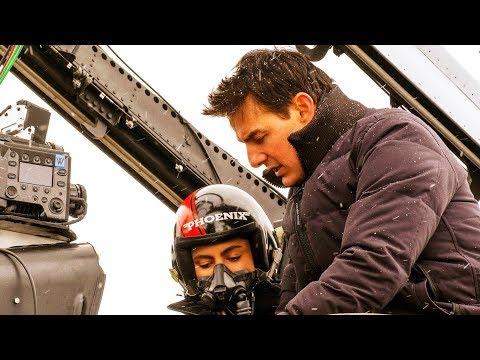 Scott Miller Live - Let's Go Behind The Scenes Filming Top Gun 2: Maverick.  Way Cool...