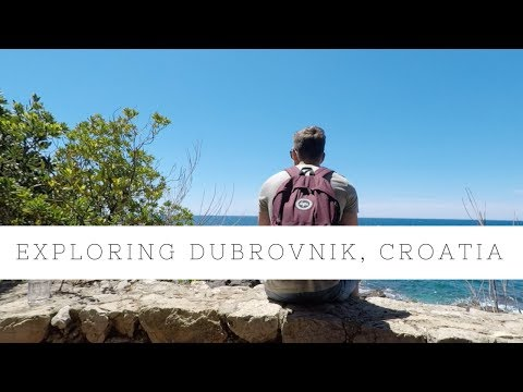 Travelling Dubrovnik, Croatia Highlights (GoPro Hero 5 Black Edition)