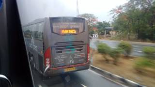 Download Video overtaking Asian Xpress Volvo MP3 3GP MP4