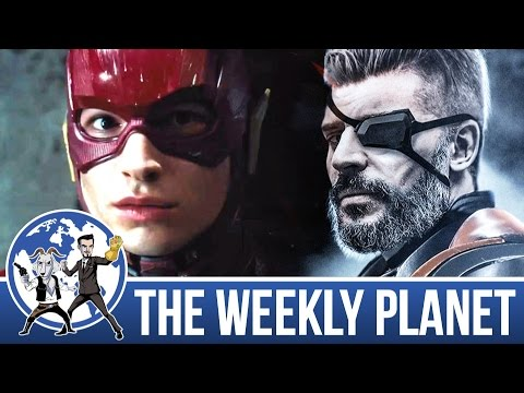 New DC Casting & Guilty Pleasure Movies - The Weekly Planet Podcast