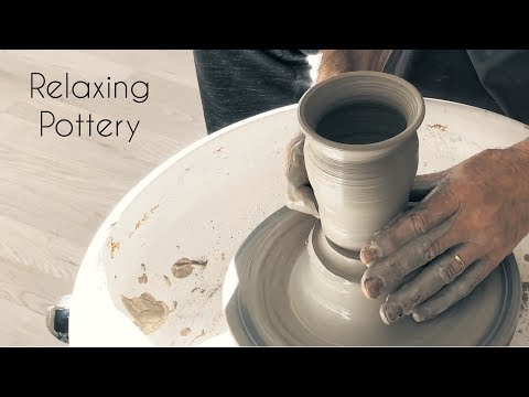 Relaxing Pottery Video