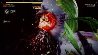 Mortal Kombat 11 - Towers Of Time - Stage 29 - The Power Is Yours