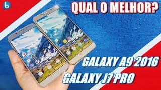 Compre o Galaxy J7 Pro ou o Galaxy A9 2016!⭐ ➢J7 Pro Dourado: http:...