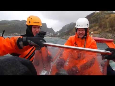 MOB-båt kurs