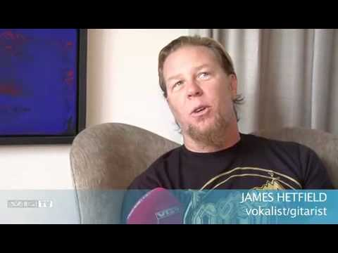 James talking about every single Death Magnetic song
