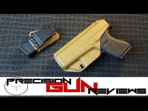 Tulster Profile IWB/AIWB Kydex Holster Review