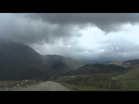 Fazikau to Dargavs - North Ossetia