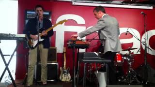 Baxter Dury 'happy Soup' - Live @ La Fnac Montparnasse (23-09-2011)