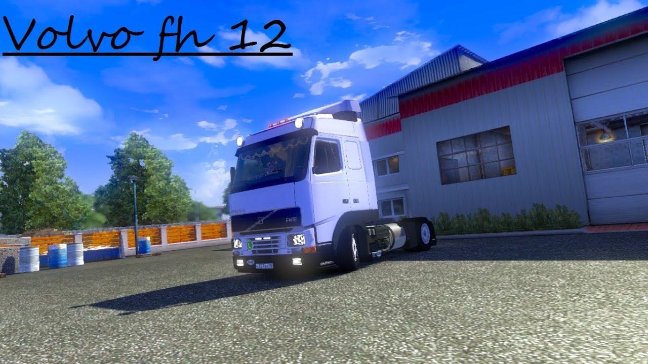 Скачать звук двигателя вольво fh12