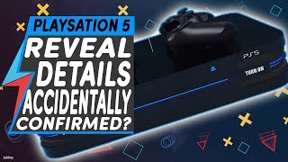 Playstation 5 Reveal Accidentally CONFIRMED Likely to Happen February PS5 LEAKS and MORE