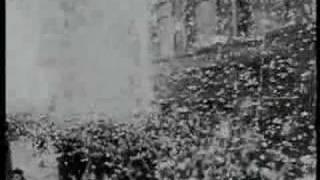 General MacArthur leaving Japan