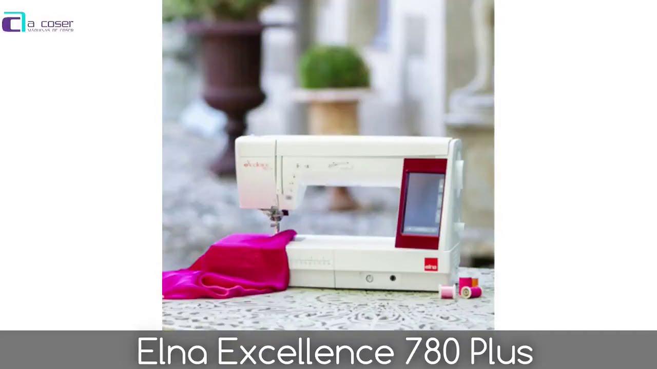 A Coser - ELNA eXcellence 780 Plus
