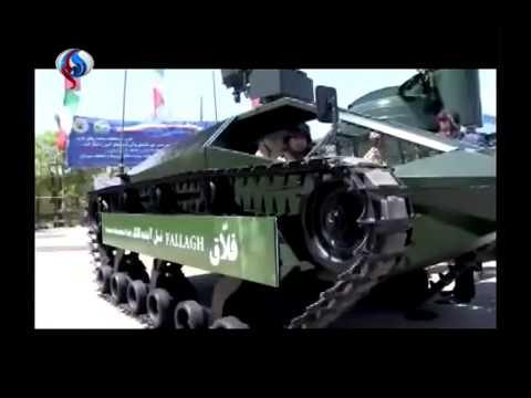 New Iran Military Robot