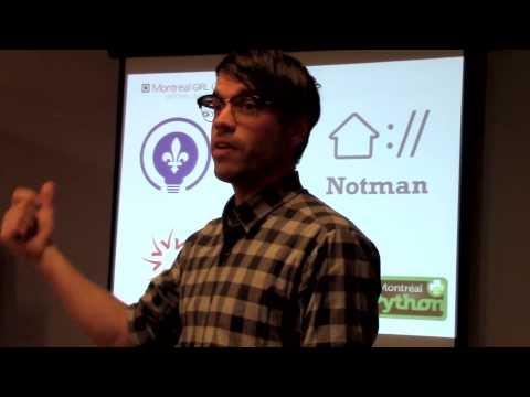 Open Data & Community Engagement: Perspective from Montréal (Dec 13 2013)