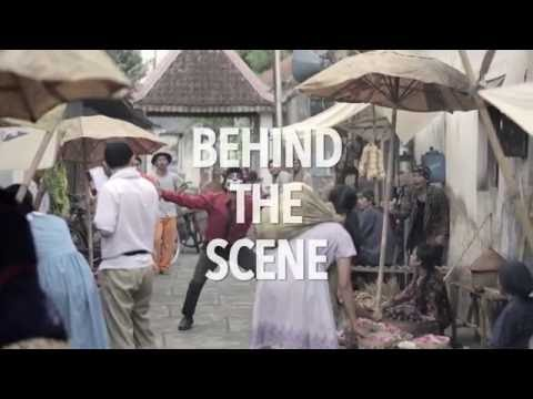 Behind The Scene Video Klip Kewer-Kewer