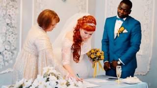 Wedding - Реєстрація шлюбу - Patrice & Irіna