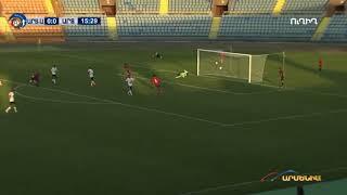 Միխաիլ Պետրուշենկովի գոլային փոխանցումը և Զավեն Բադոյանի վստահ հարվածը