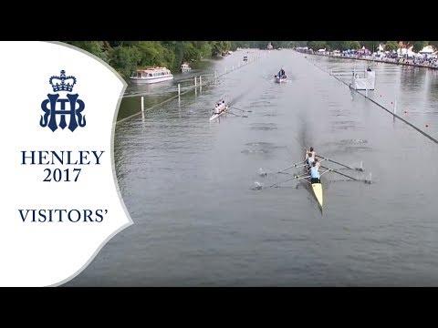 Edinburgh v New York Athletic - Visitors' | Henley 2017 Day 3